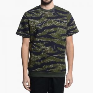 Acapulco Gold War Crewneck Short Sleeve