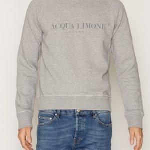 Acqua Limone College Classic Collegepusero Grey