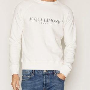 Acqua Limone College Classic Collegepusero Offwhite