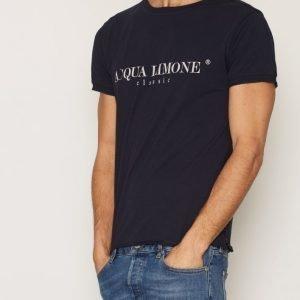 Acqua Limone T-Shirt Classic T-paita Dark Navy