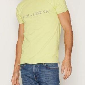 Acqua Limone T-Shirt Classic T-paita Lime