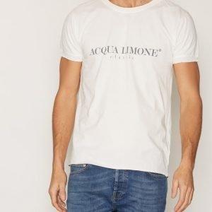 Acqua Limone T-Shirt Classic T-paita Offwhite