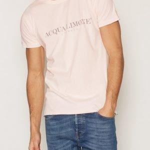 Acqua Limone T-Shirt Classic T-paita Pink