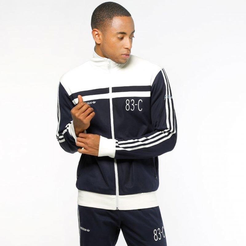 Adidas 83-C -zip crew