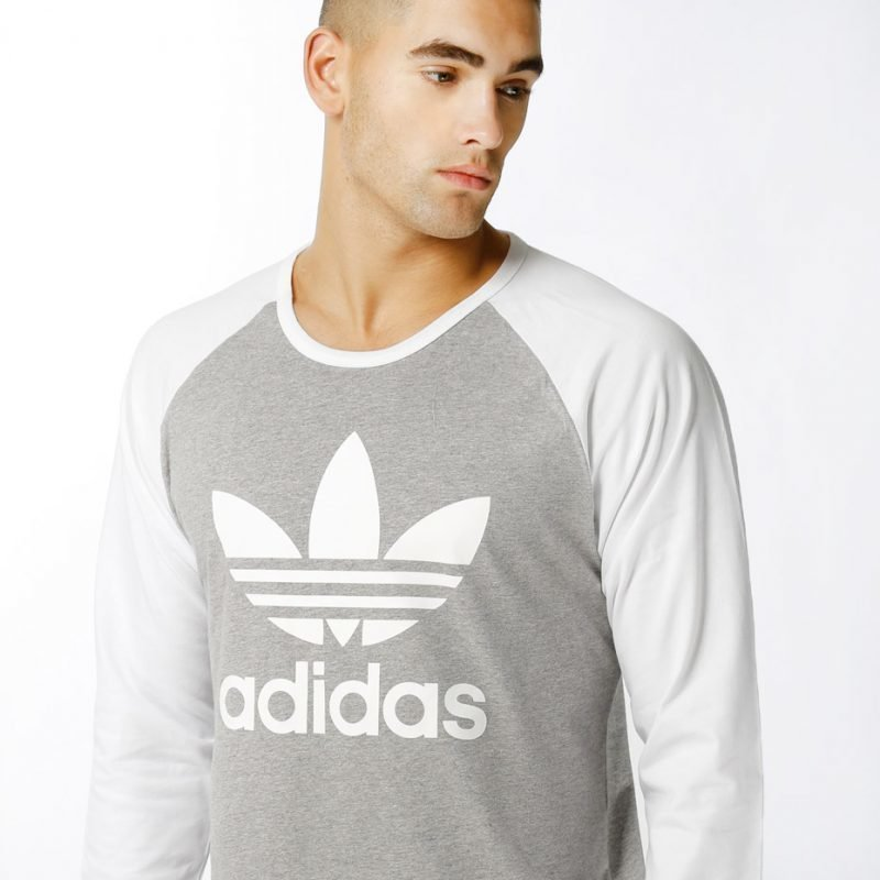 Adidas Adi Trefoil Raglan -longsleeve