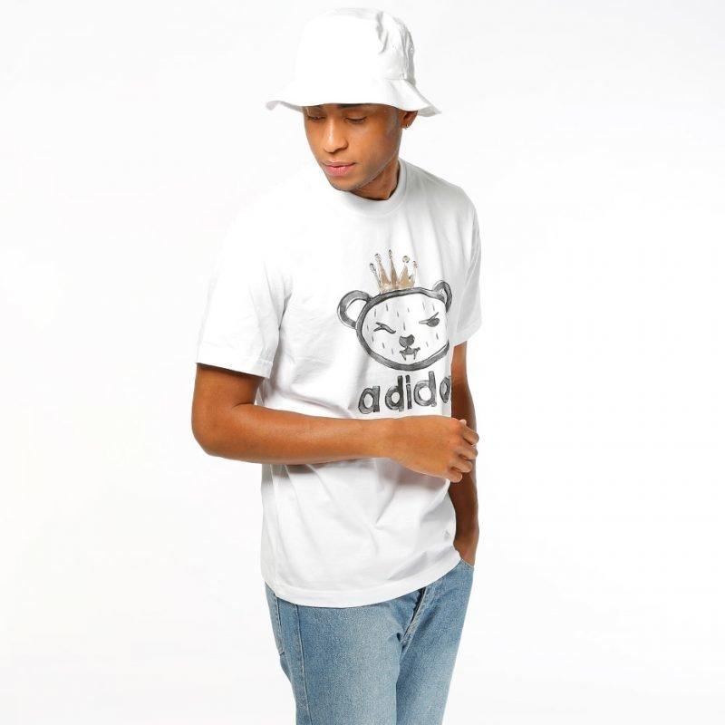 Adidas Artist Bear -t-paita