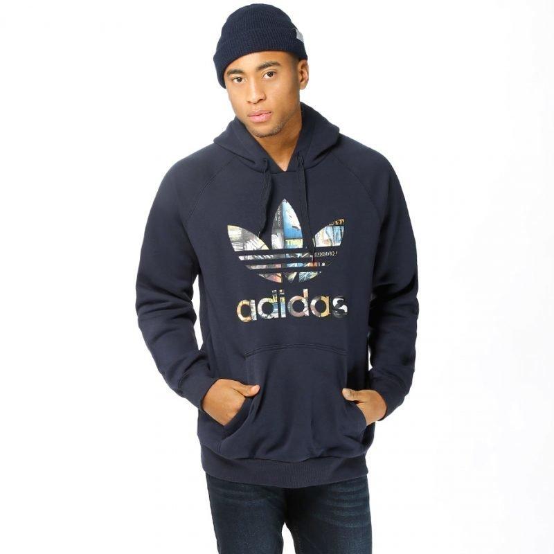 Adidas BTS Hoodie -huppari