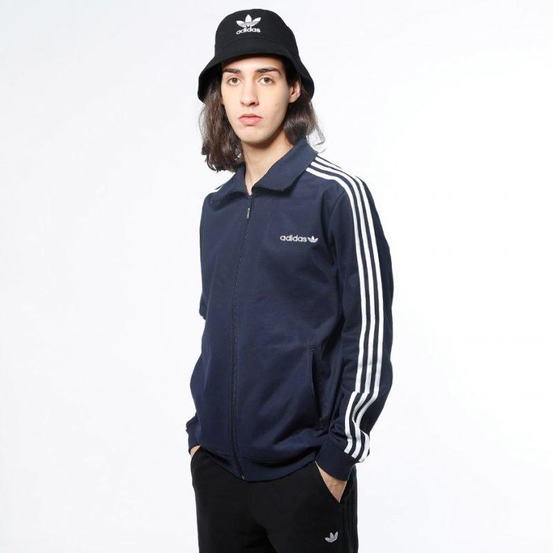 Adidas Beckenbauer TT -zip crew
