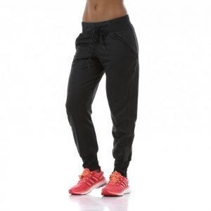 Adidas Beyond The Run Pant Treenihousut Musta