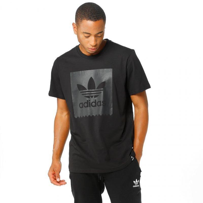 Adidas Blackbird Logo Fill -t-paita