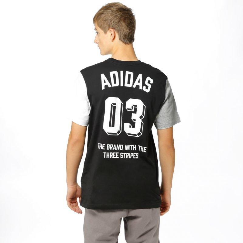 Adidas Boldpanel Grip -t-paita