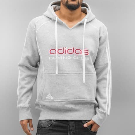 Adidas Boxing MMA Huppari Harmaa