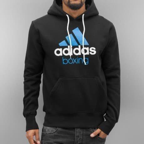 Adidas Boxing MMA Huppari Musta