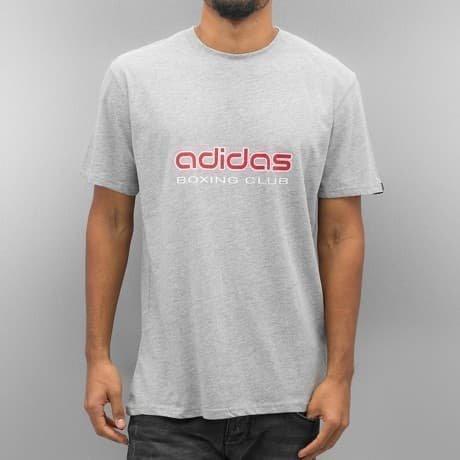 Adidas Boxing MMA T-paita Harmaa