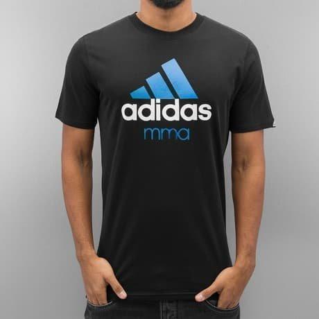 Adidas Boxing MMA T-paita Musta