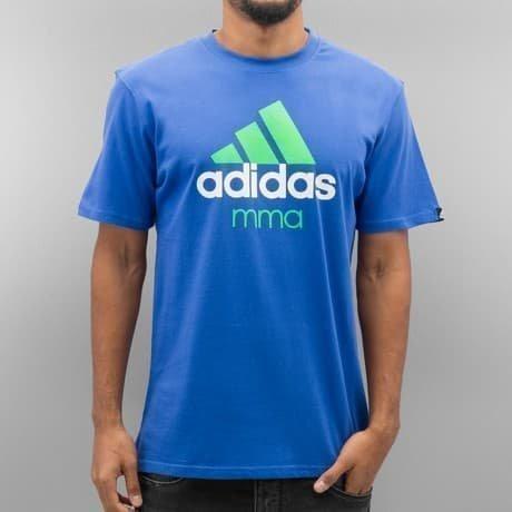 Adidas Boxing MMA T-paita Sininen