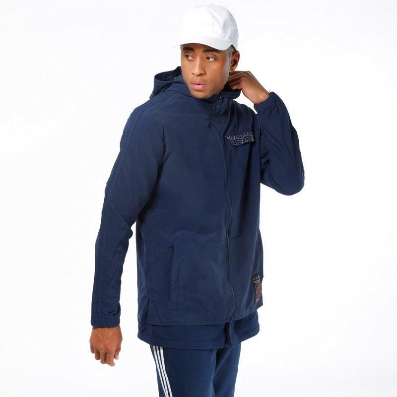 Adidas Budo Windbreaker -takki