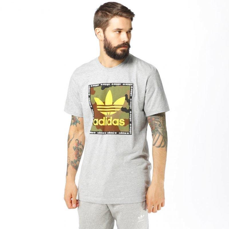 Adidas Camo Box -t-paita