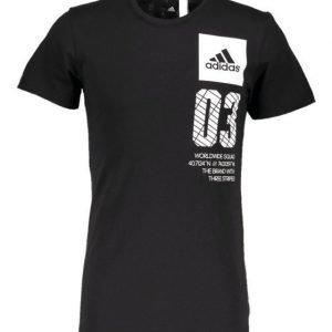 Adidas City Ny Tee T-paita