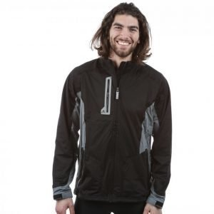 Adidas Climaproof Advance Rain Jacket Sadetakki Musta