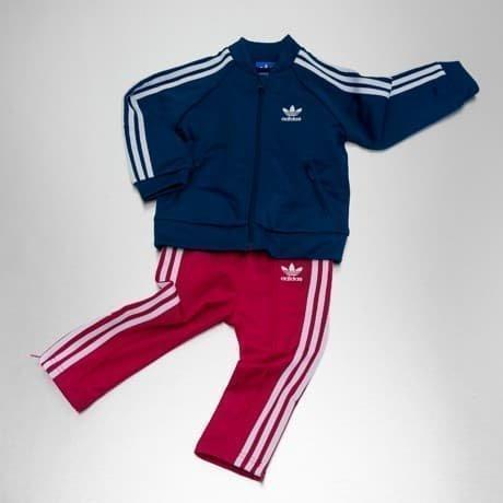 Adidas Collegepuku Sininen