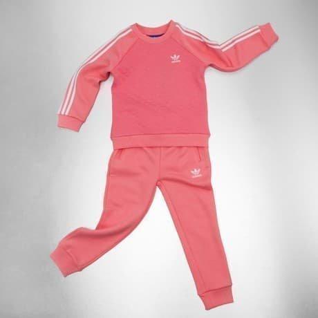 Adidas Collegepuku Vaaleanpunainen