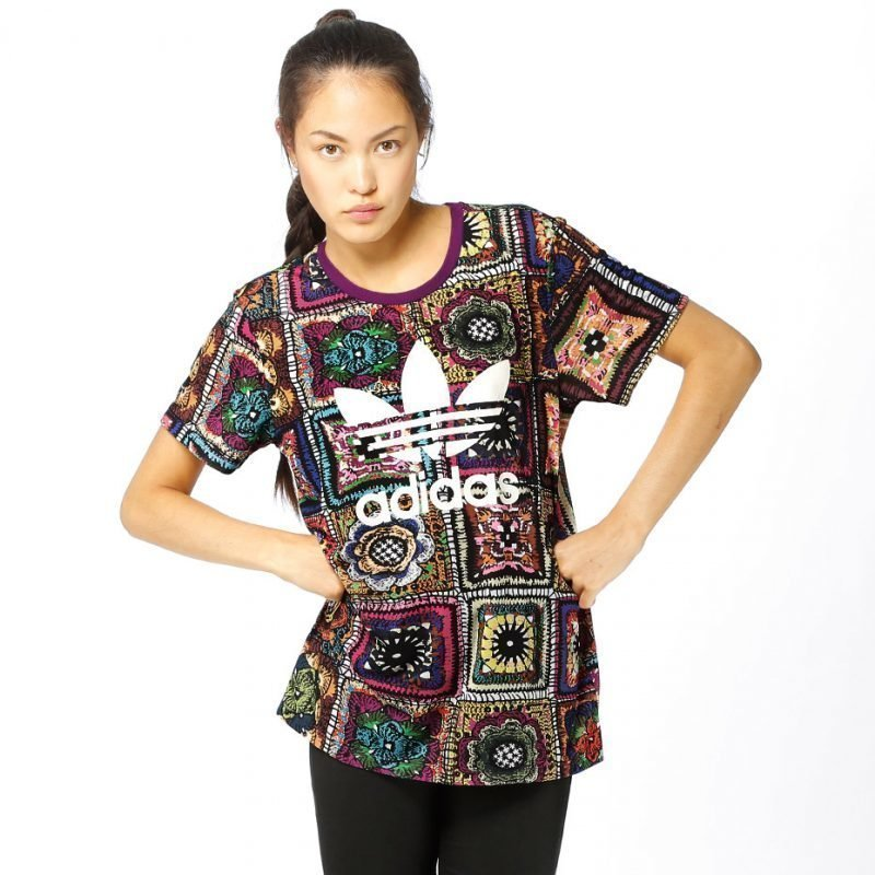 Adidas Crochita -t-paita