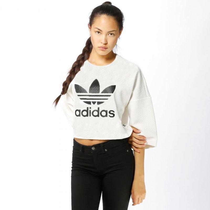 Adidas Crop T -t-paita