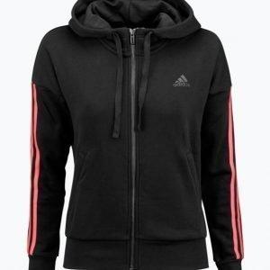 Adidas Ess 3s Fz Hd Collegetakki Jossa Huppu
