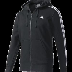 Adidas Ess 3s Ziphood Huppari