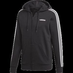 Adidas Essentials 3s Fz Ft Huppari