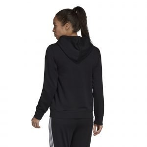 Adidas Essentials Linear Huppari Musta