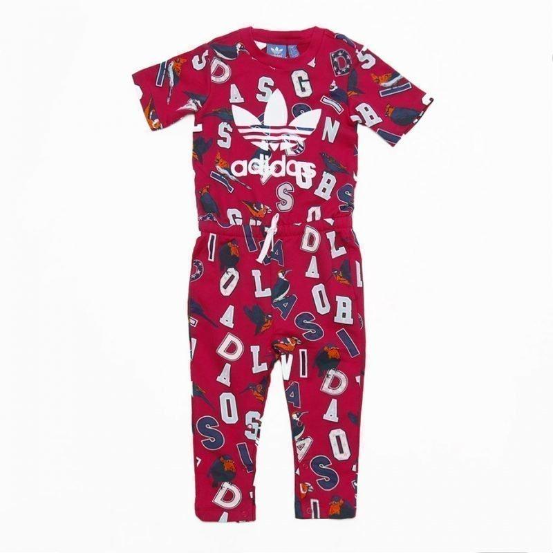 Adidas FR -lasten jumpsuit