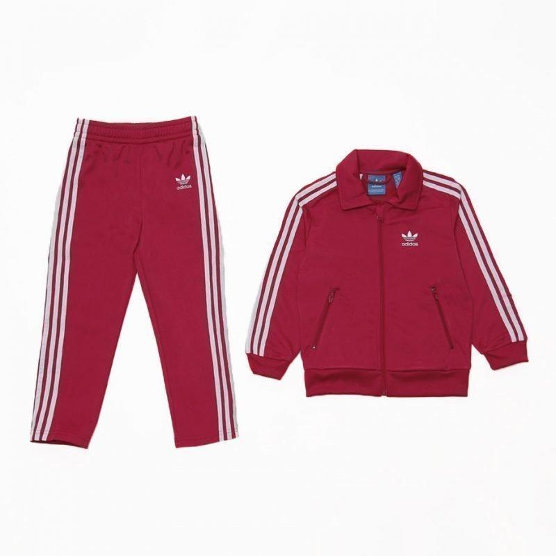 Adidas Firebird -lasten asu