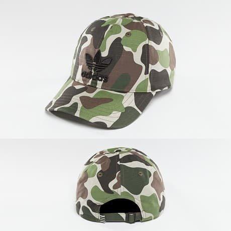Adidas Flexfit Lippis Camouflage