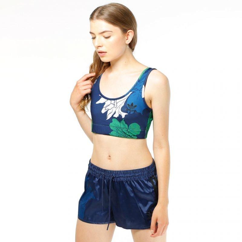Adidas Floral Engraving -rintaliivit