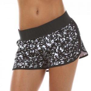 Adidas Graphic Shorts Shortsit Musta / Värikäs