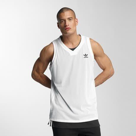 Adidas Hihaton Paita Valkoinen