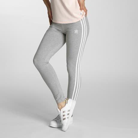 Adidas Leggingsit Harmaa