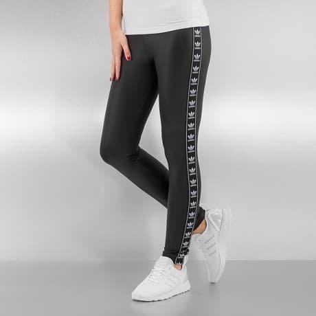 Adidas Leggingsit Musta