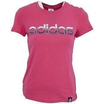 Adidas Logo Crew T-shirt Z15646