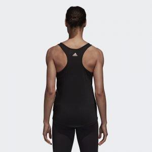 Adidas Logo Toppi Musta