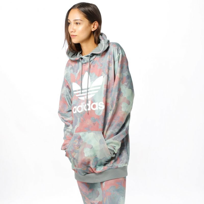 Adidas Long -huppari