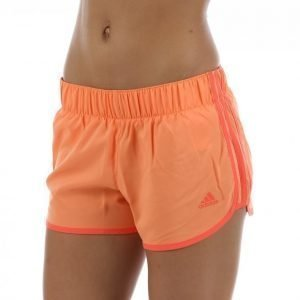 Adidas M10 Short Woven Treenishortsit Oranssi