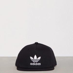 Adidas Originals Ac Cap Tre Flat Lippis Musta