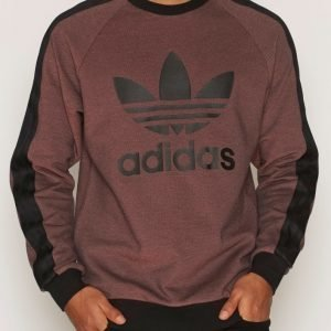 Adidas Originals Berlin Crew FT Pusero Black