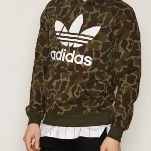 Adidas Originals Camo Hoody Pusero Multicolor