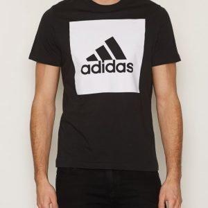 Adidas Originals Ess Biglogo Tee T-paita Black