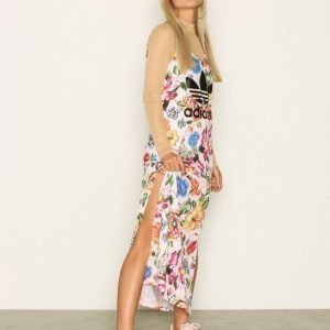 Adidas Originals Floralita Dress Loose Fit Mekko Multicolor