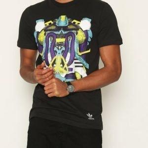 Adidas Originals Montage Tee T-paita Black